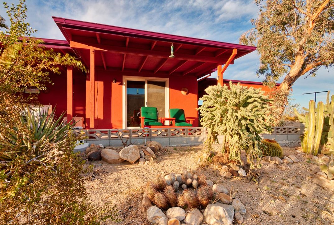 Chuck's Cabin in Twentynine Palms