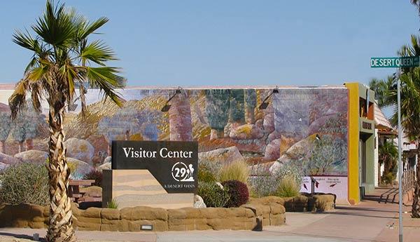 Twentynine Palms Visitors' Center