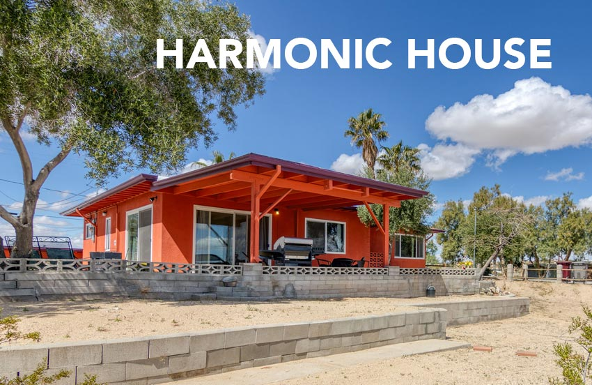 About Harmonic House